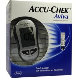 ACCU CHEK AVIVA 3SET MG/DL